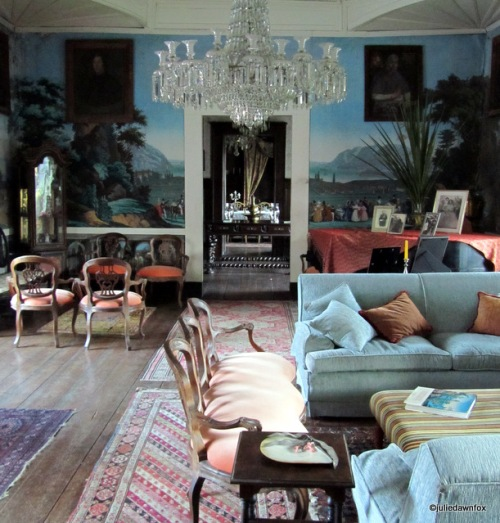 Series of living rooms, Casa de Sezim, Guimarães